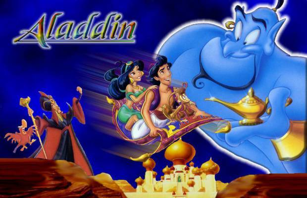 CONCURS: Castiga premii de poveste cu National TV si Aladdin