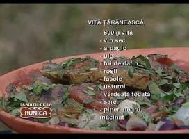 Carne de vita taraneasca