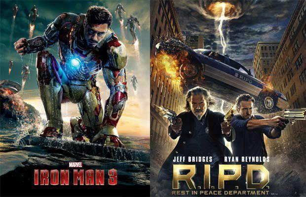 Cele mai bune si cele mai slabe filme la box office in 2013