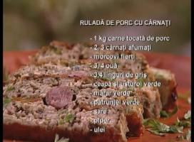 Rulada de porc