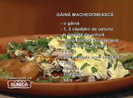 Gaina machedoneasca
