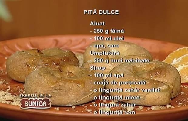 Pita dulce