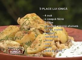 Ii place lui Ionica – reteta ardeleneasca