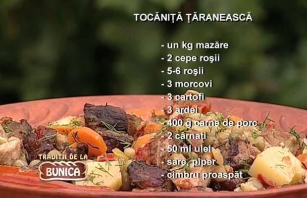 Tocanita taraneasca