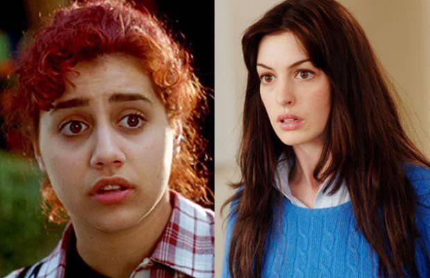 11 cele mai mari transformari ale personajelor din filmele noastre preferate