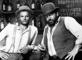 Regii comediei: Bud Spencer si Terence Hill