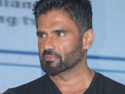 Portret de actor: Suniel Shetty