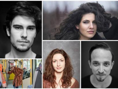 Tineri actori din noua generatie de teatru romanesc