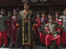 Gwanggaeto (The Great Conqueror) cea mai noua drama istorica coreeana, marca KBS, din 3 septembrie la National TV
