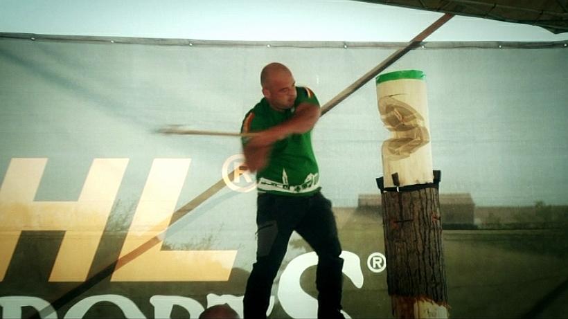 Stihl Timbersport Reghin