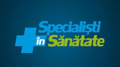 Specialisti in Sanatate