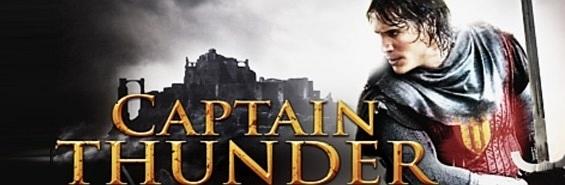Capitanul Tunet si Sfantul Graal