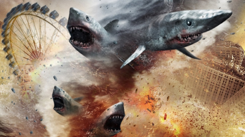Invazia rechinilor - Los Angeles