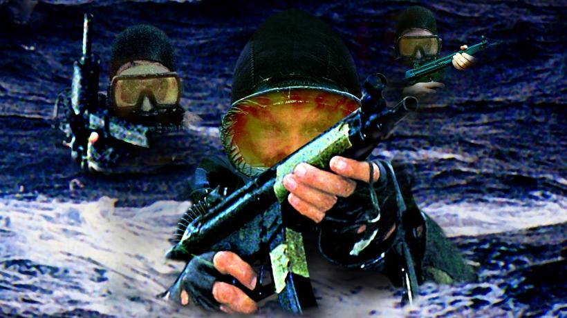 U.S. SEALS 3: Misiune pe taramul mortii
