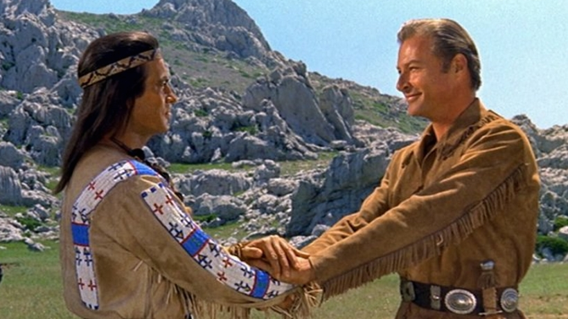 Winnetou 3: Poteca banditilor