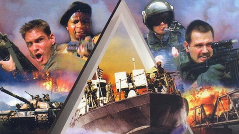 Operatiunea Delta Force: Ploaia de foc