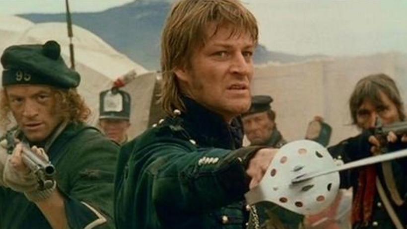 Comandantul Sharpe: Spionul