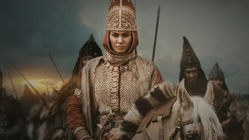Tomiris - Printesa razboinica