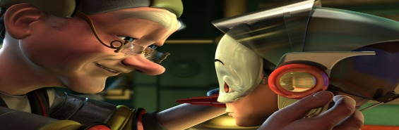 Pinochio robotul