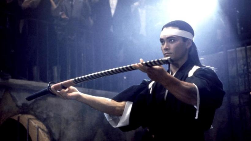 Un samurai american