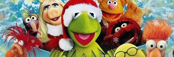 Craciunul Papusilor Muppets