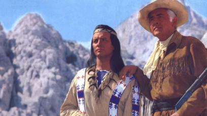 Winnetou: Printre vulturi
