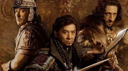 Dragone Blade: Inclestarea imperiilor