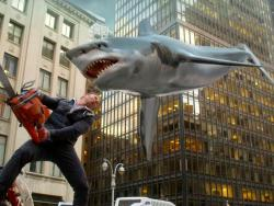 Invazia rechinilor - New York