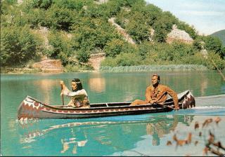 Comoara din Lacul de Argint