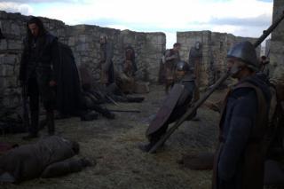 Cavalerul de otel: Sange si onoare