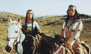 Winnetou si Old Firehand