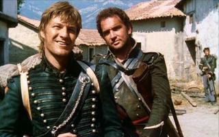 Comandantul Sharpe: Arme si aur