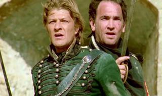 Comandantul Sharpe: Asediul