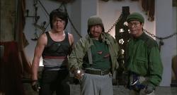 Luptatorii Kung Fu
