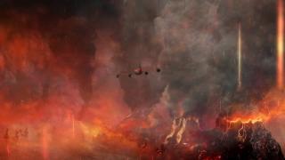 Zbor in infern