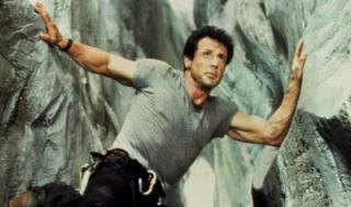 Cliffhanger - Lupta la inaltime