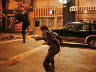 Ninja, razboinicul fantoma