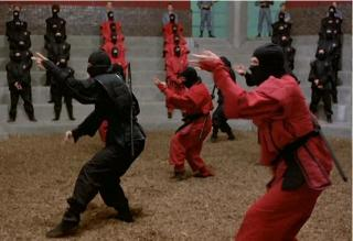 American Ninja 2: Confruntarea