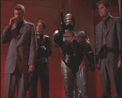 Robocop: Ciocniri periculoase