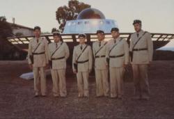 Jandarmul si extraterestrii