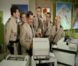 Jandarmul si jandarmeritele