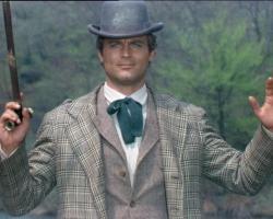 Un gentleman in Vestul Salbatic