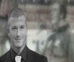 Povestea unui fotbalist, David Beckham