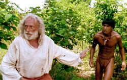 Robinson Crusoe - Robinson si Vineri