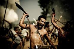 Sangele razboinicilor: Pamantul sacru