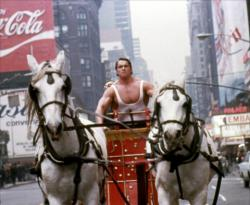 Hercule la New York