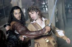 D`Artagnan si cei trei muschetari