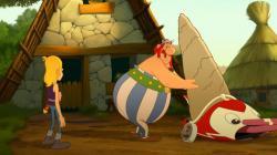 Asterix si vikingii