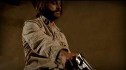 Pistolarul si comoara
