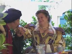 Printesa si cavalerii